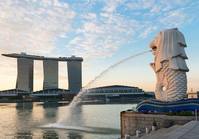 Tour guidé de Singapour - Singapour -