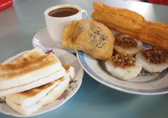 Promenade-dégustation dans le quartier chinois - Singapour -