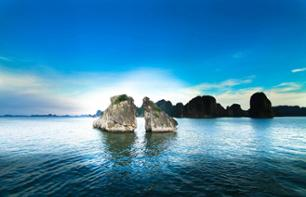 Relaxation and Discovery in Halong Bay