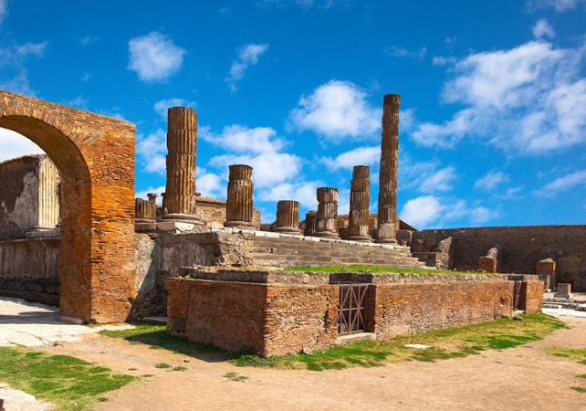 Photo Site archéologique de Pompéi