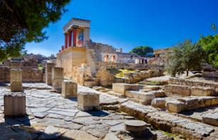 A trip in the region of Lassithi: Knossos, Psychro, Tzermiado - Leaving from Heraklion and its surrounding area