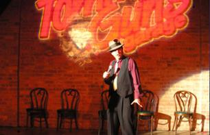 """Tommy Gun's Garage"" Dinner Show – Welcome to the World of Gangsters!"
