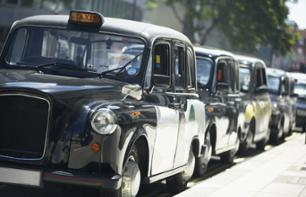 Guided Harry Potter tour of London in private black taxi