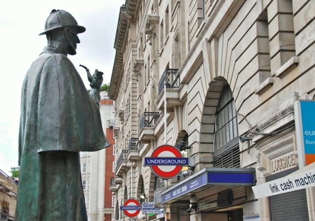 Hotel Sherlock Holmes Londres