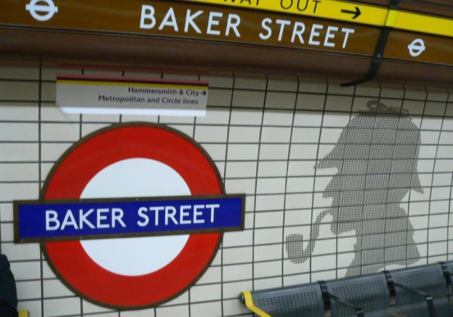 Photo Visite de Londres en taxi privé sur le thème de Sherlock Holmes