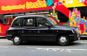 Tour du Londres Rock'n'roll en taxi privé – Visite guidée