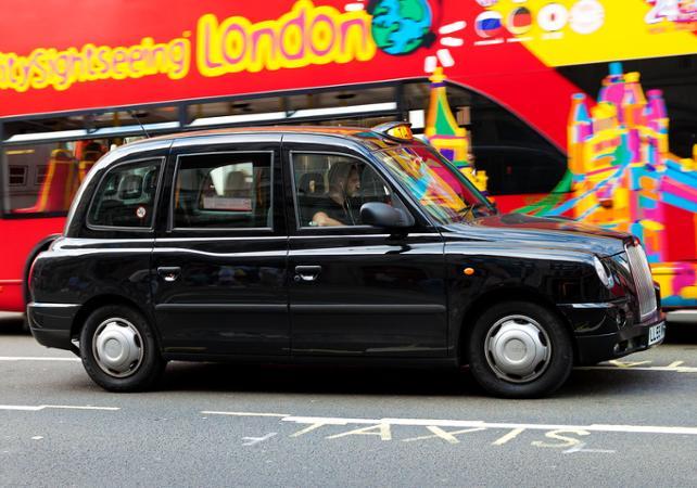 Photo Tour du Londres Rock'n'roll en taxi privé – Visite guidée