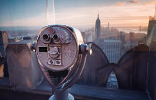 Top of the Rock Tickets – The Rockefeller Center Observation Deck in New York