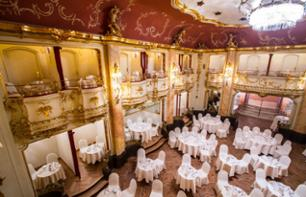 Traditional Dinner and Mozart Opera in Prague