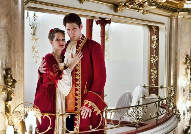 Photo Dîner traditionnel et Opéra Mozart à Prague