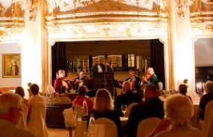 Christmas Evening and New Years' Eve - Traditionaldinner and Mozart Opera - Prague