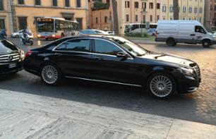Private Car Transfer from Marco Polo Airport to Central Venice