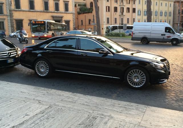Transfert privé en voiture de l'aéroport Marco Polo au centre de Venise - Venise -