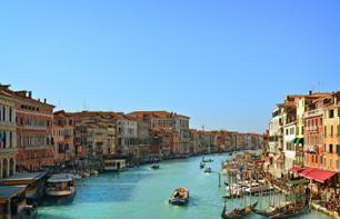 Private Water Taxi Transfer from Marco Polo Airport to Your Hotel in Venice