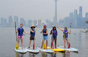 Stand-up paddle introduction