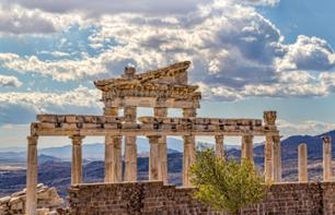 8 days in Turkey: Istanbul, Gallipoli, Troy, Pergamon, Ephesus, Pamukkale, Antalya -  4* hotels and flights