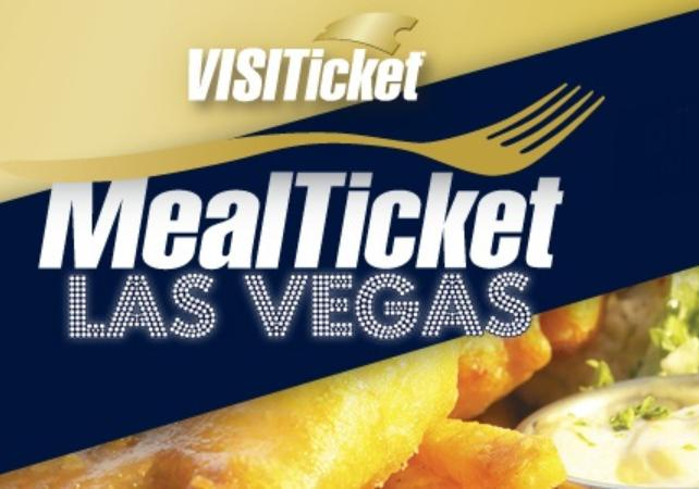 Las Vegas MealTicket : pass restaurants Las Vegas - Las Vegas -