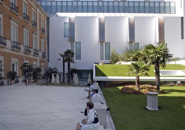 Visite de Madrid en bus et Billet pour le Musée Thyssen - Madrid -