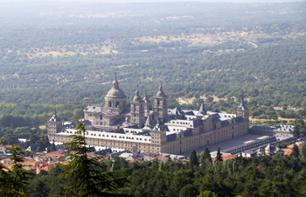 Guided tour of the El Escurial monastery, the Valley of the Fallen and Toledo