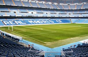 Bus tour of Madrid and trip to Bernabéu Stadium