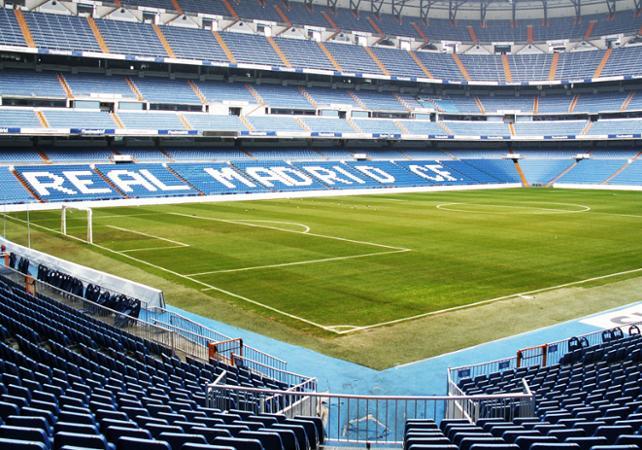 Citytour de Madrid en bus et visite du stade Bernabéu - Madrid - Ceetiz