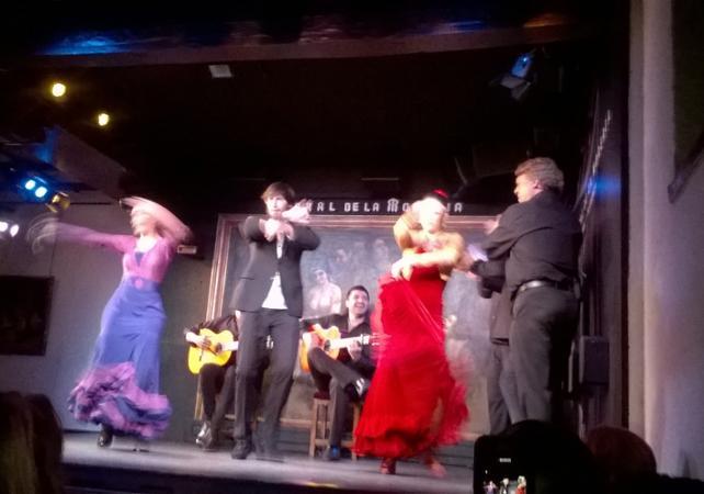 Spectacle de Flamenco à Madrid (Diner / Transfert en option) - Madrid - Ceetiz