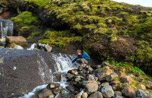 Hiking at the Glymur Waterfall - Transport to and from Reykjavik Optional