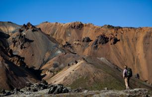 Hiking at Landmannalaugar and Hot Springs - Transport to and from Reykjavik Optional