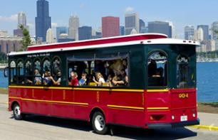 Chicago Open-Top Bus Tour – Hop-on, hop off