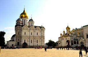 Private visit of the Kremlin in Moscow - In English