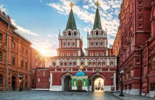 Private visit of the Red Square and Saint Basil's Cathedral in Moscow - In French