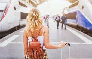 Private Transfer from Aix TGV Station to Aix en Provence (Daytimes)