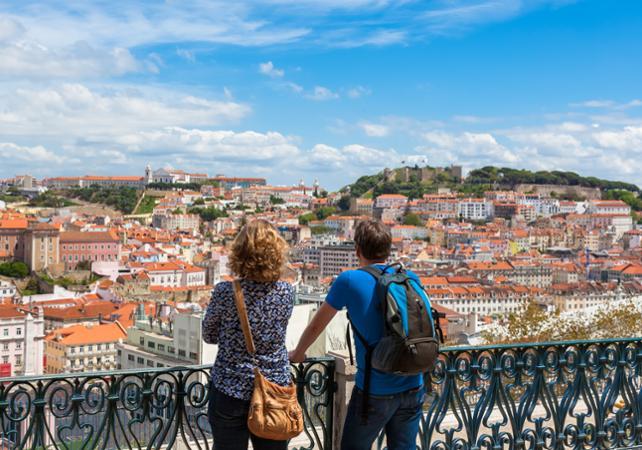 Visite de Lisbonne et des vues panoramiques en tuk tuk - Lisbonne -