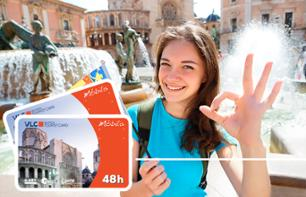 Valencia Tourist Card: Unlimited Public Transport + Free Museums + Discounted Monuments and Attractions