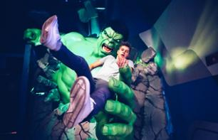 Skip-the-Line Tickets to Madame Tussauds New York + Ticket to a 4D Marvel Film!