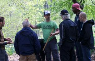 Survival-Kurs in der Natur im Central Park