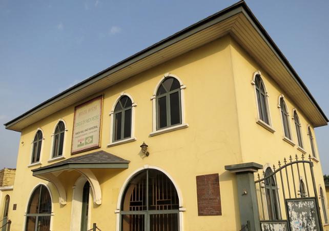 Découverte de l'architecture d'Accra - Tour guidé à pied
