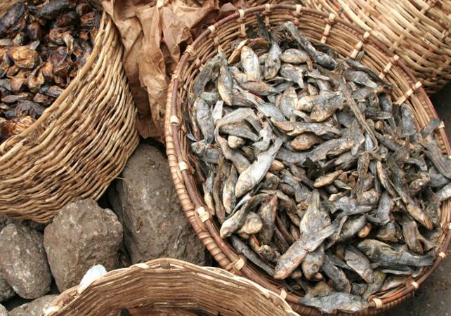 Découverte du marché d'Accra et cours de cuisine Ghanéenne - Tour guidé à pied