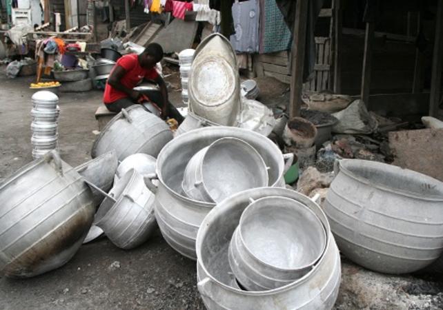 Rencontre avec les artisans d'Accra - Tour guidé