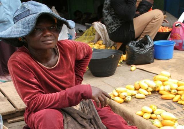 Tour guidé des marchés d'Accra