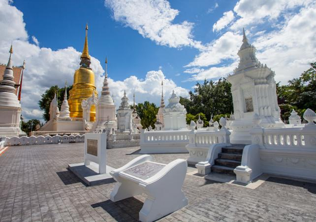 Découverte spirituelle à Chiang Mai - Tour guidé - Chiang Mai - Ceetiz