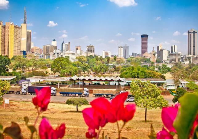 Photo Visite guidée de Nairobi