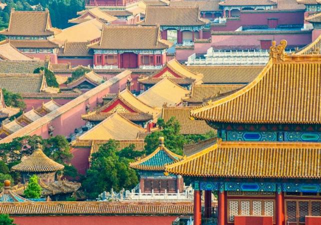 Visite à pied du Pékin historique - Pekin -