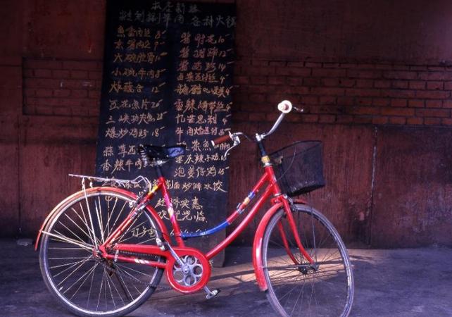 Balade à vélo au cœur de Pékin - Pekin -