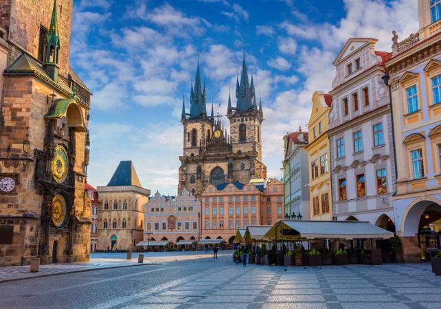 Photo Visite guidée de Prague: Saveurs et Quartiers Bohèmes