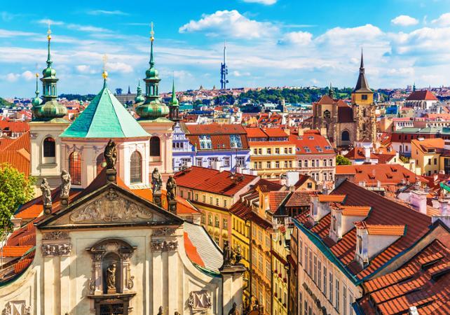 Photo Dégustations de bières et tapas tchèques à Prague