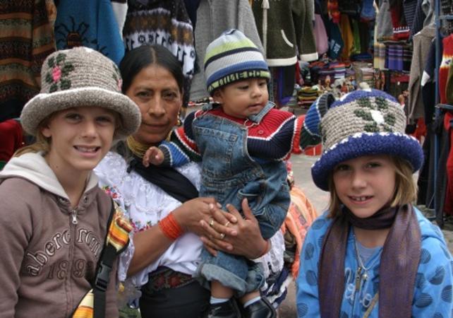 Rencontre avec les Condors à Otavalo image 2