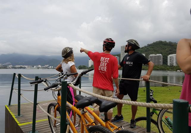 Promenade guidée à vélo et à pied : bord de mer de Rio & Jardins Botaniques image 7