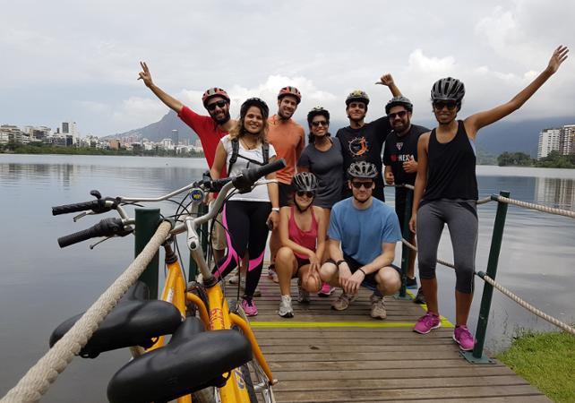 Promenade guidée à vélo et à pied : bord de mer de Rio & Jardins Botaniques image 4