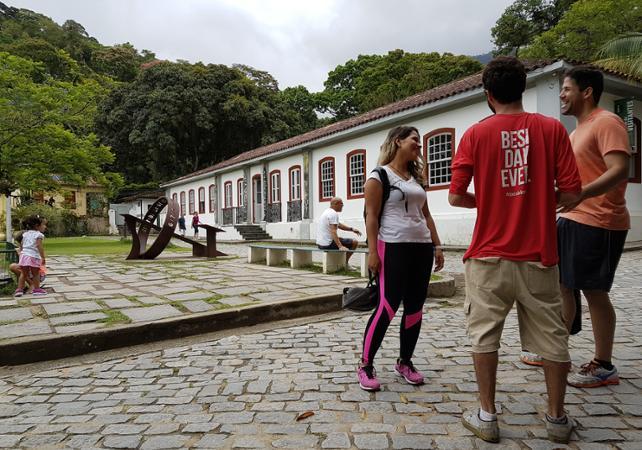 Promenade guidée à vélo et à pied : bord de mer de Rio & Jardins Botaniques image 8